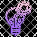 Itech Innovation Creative Ai Creative Intelligence Icon