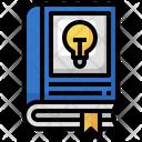 Creative Book Creative Education Creative Knowledge Icon