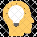 Creative Brain Icon