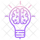 Ibrain Intelligence Creative Brain Creative Intelligence Icon