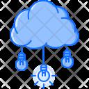 Creative Cloud Brainstorm Icon