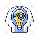 Creative Collaboration Innovative Collaboration Creativity Icon