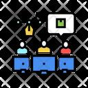 Factory Creative Command Icon