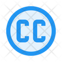 Creative Commons Cc Icon