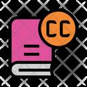 Content Book Education Icon