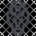 Creative Cycle Icon
