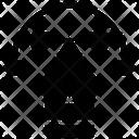 Creative Design Fountain Pen Graphic Grid Icon