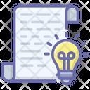 Creative Document Creative Archive Documentation Icon