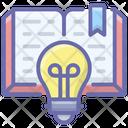 Creative Education Creative Knowledge Educational Idea Icon