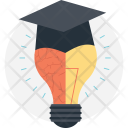 Ingenious Creative Education Icon