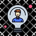 Creative Employee Icon