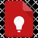Creative File Icon