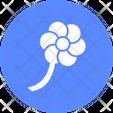 Creative Flower Flower Heart Flower Icon