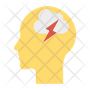 Creative Mind Head Icon