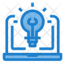Idae Research Creativity Icon