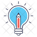 Creative Learning Educational Creativity Innovation Icon