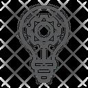 Idea Development Business Icon