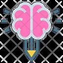 Brain Creative Idea Icon