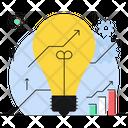 Creative Idea Creative Design Creative Process Icon