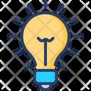 Creative Idea Idea Brilliance Icon
