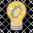 Bright Idea Creative Idea Creative Technology Icon