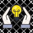 Creative Solution Idea Icon