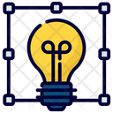 Bulb Creative Business Icon