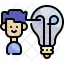 Creative Innovation Solution Icon