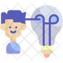 Creative Innovation Solution Icon