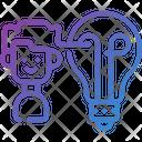 Creative Idea Creative Innovation Icon