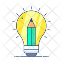 Creative Idea Creative Thinking Innovation Icon