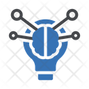 Creative Idea Connection Icon