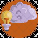 Creative Design Cloud Idea Icon