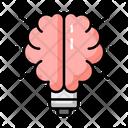 Creative Idea Learning Icon