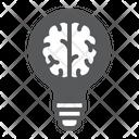 Creative Brain Idea Icon