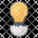 Bulb Creativity Innovative Icon