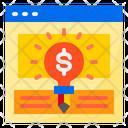 Creative Idea Idea Light Blub Icon