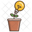 Creative Solution Strategy Icon