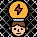 Creative Idea Invention Icon