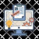 Creative Idea Startup Icon