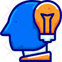 Creative ideas Icon
