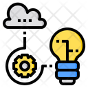Creative Artificial Intelligence Icon