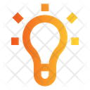 Creative Ideas Creative Bulb Icon