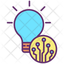 Itech Idea Creative Innovation Creative Intelligence Icon