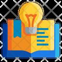Creative Learning Teaching Education Icon