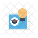 Creative Learning Online Education Education Icon