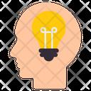 Creative Man Creative Person Innovative Person Icon