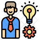 Idea Consumer Behavior Icon