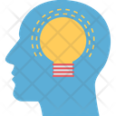 Creative Mind Idea Concept Icon