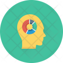 Creative Head Mind Icon